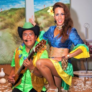 Los del Sol tropical duo (2)
