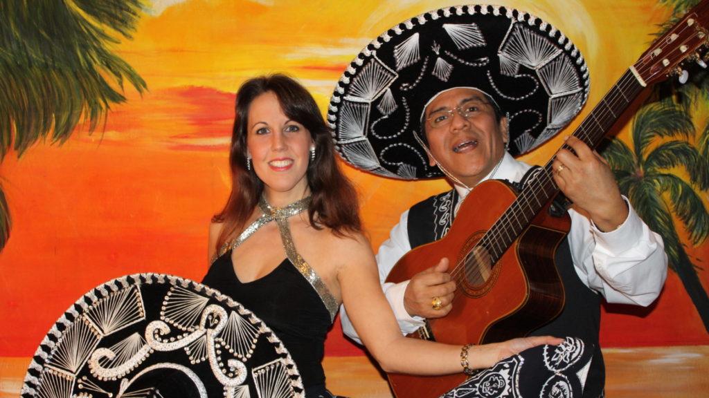 Los del sol mexicaans duo