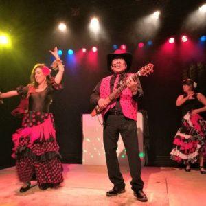 Spaanse muziek flamenco Los del sol (2)