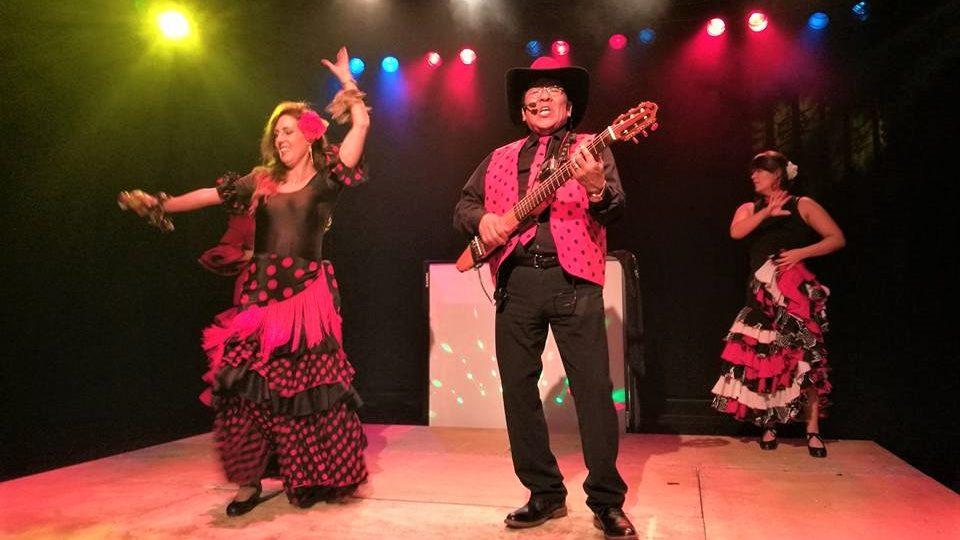 Spaanse muziek flamenco Los del sol
