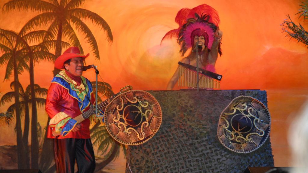 Tropische muziek Los del Sol