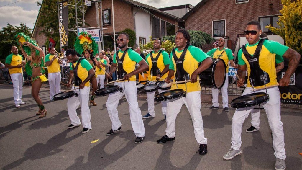 brassband sambaband los del Sol 1