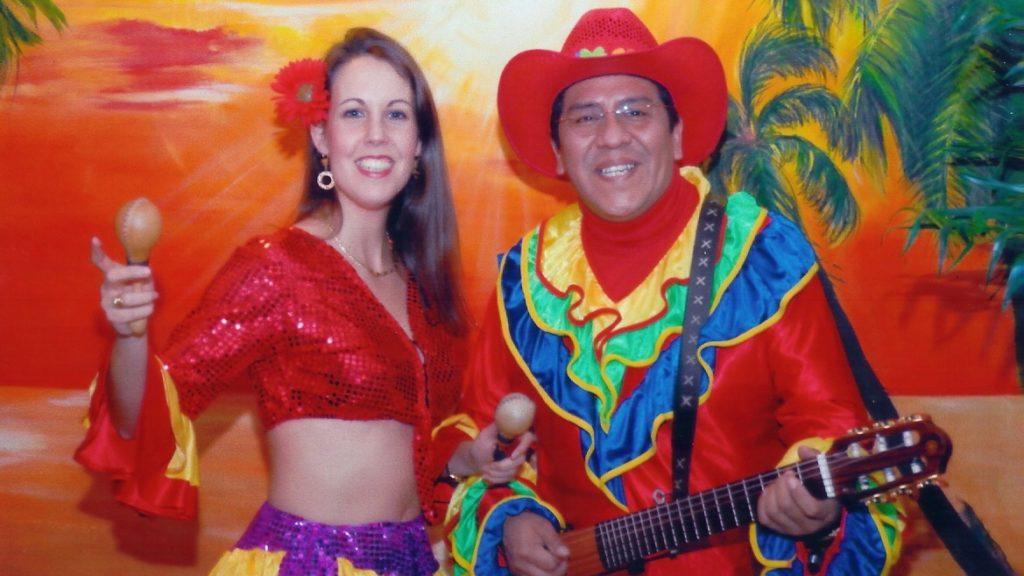 caribische muziek tropisch duo los del sol
