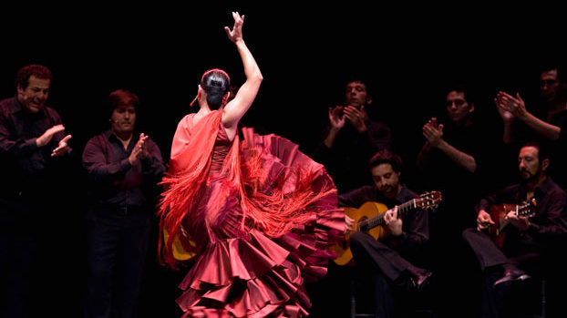 flamenco show klassiek cuadro flamenco