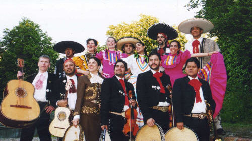 mariachi-orkest
