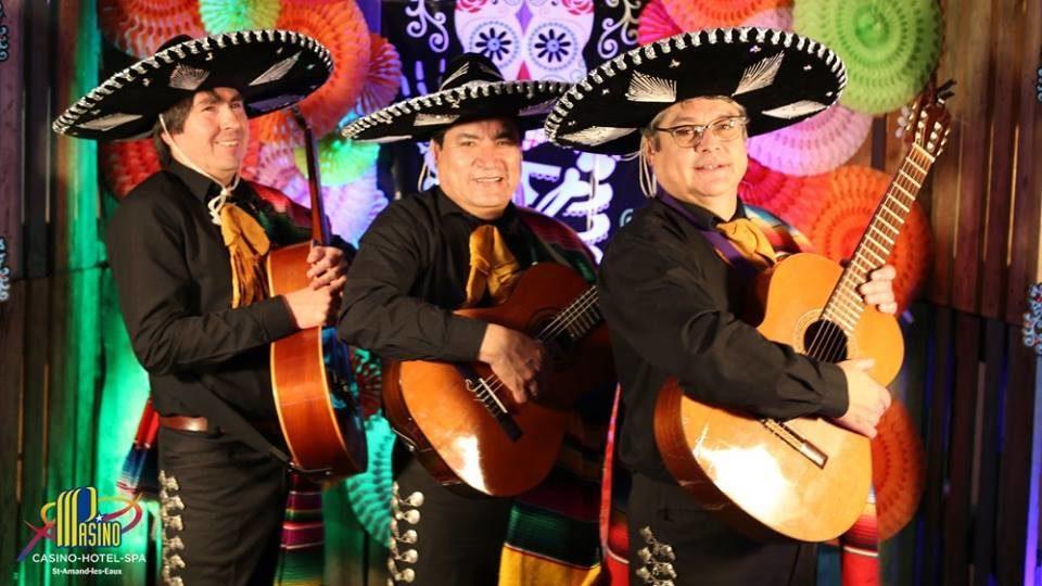 mexicaans mariachi trio lds2