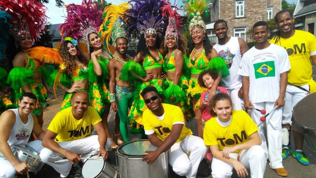 sambaband drumband carnaval Brasil