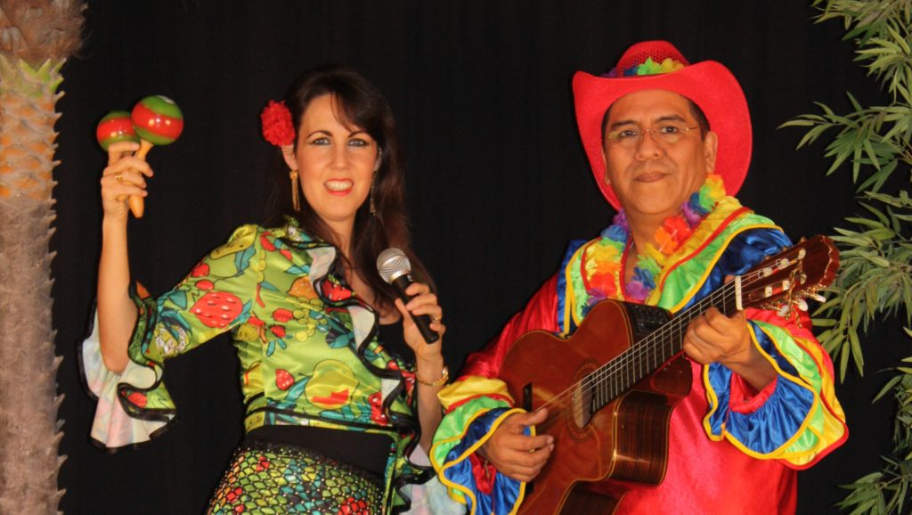 tropische muziek Los del Sol, caribische muziek