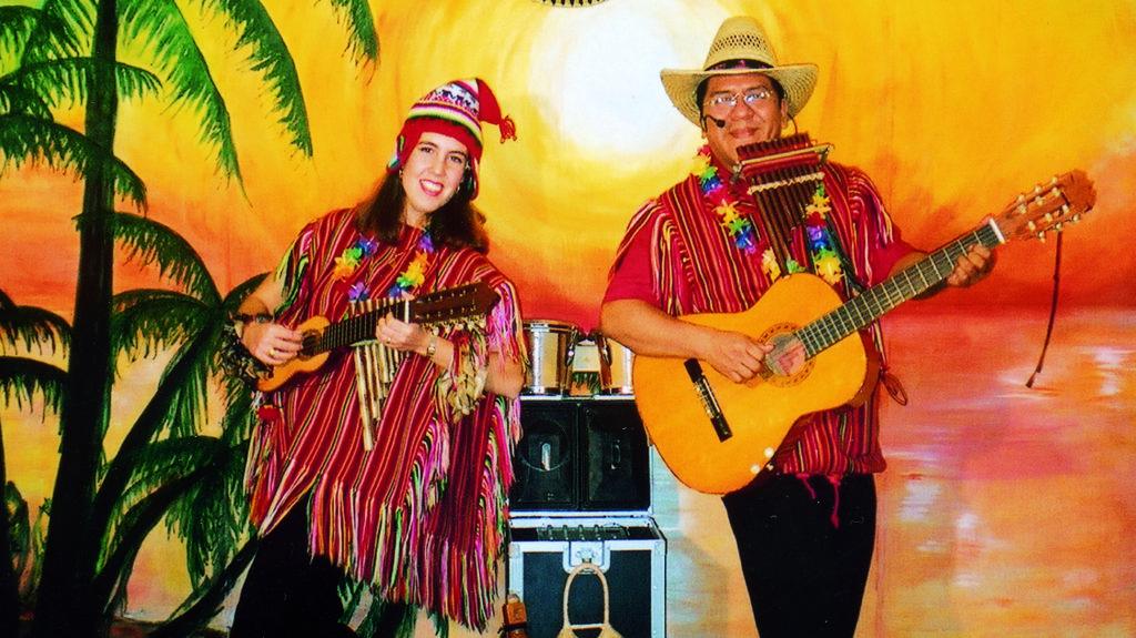 zuid-amerikaans duo Los del Sol