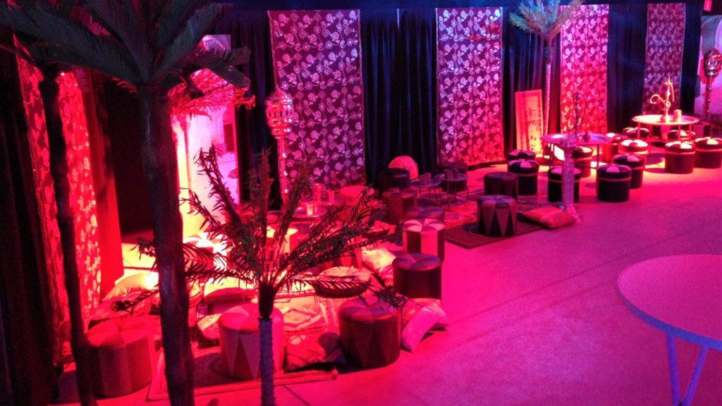 Oosterse decoratie, 1001 nacht decor, arabisch decor, arabische decoratie, marokkaanse decoratie, feestdecoratie