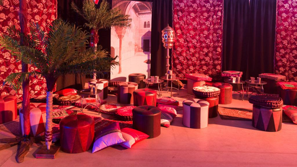 Oosterse decoratie, 1001 nacht decor, arabisch decor, arabische decoratie, marokkaanse decoratie