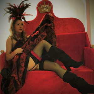 burlesque cancan los del sol, mouli rouge show, cancanshow