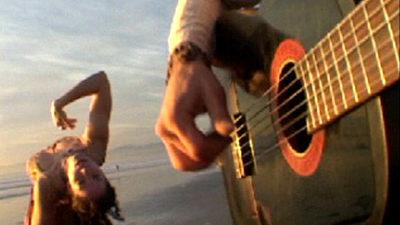 guitar-dancer, flamenco danseres, guitarist