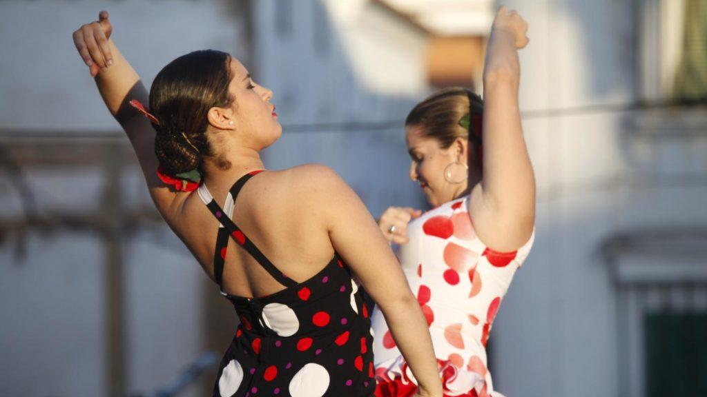 flamencoshow, Spaanse dansgroep, Spaanse danseressen, flamenco danseressen, flamingo