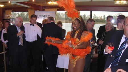 vip sambadans, Braziliaanse danseres, Braziliaanse hostess